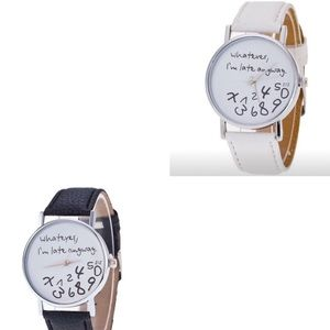 💕New! Women's fashion leather watch wrist💕💕